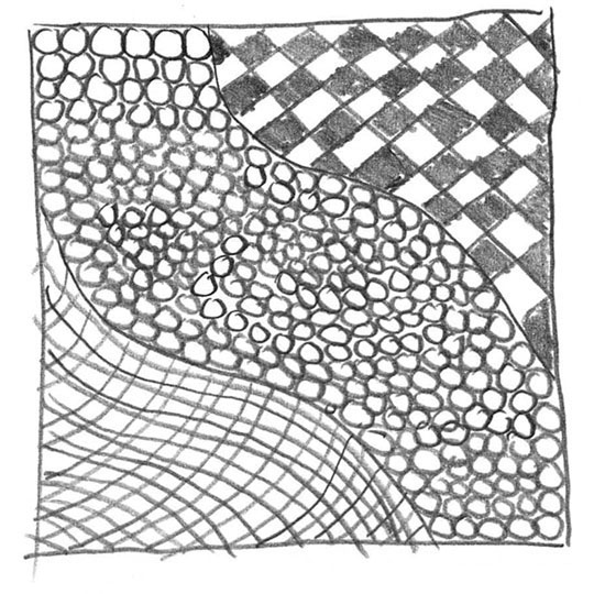 Muster Zeichnen Wwwpicswecom