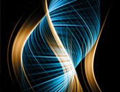 Tanzende Linien - Durch die Nacht